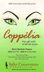 Ballet Conservatory Of Asheville Coppelia
