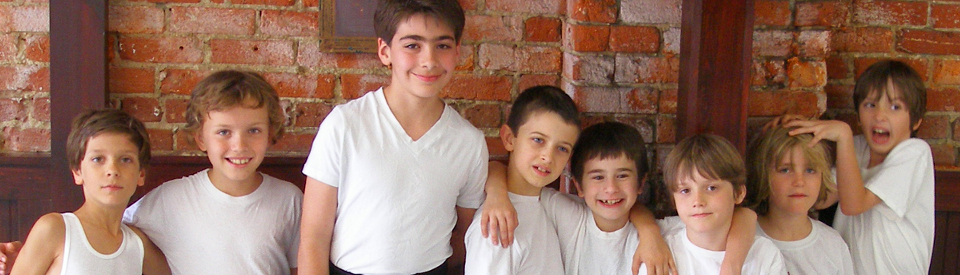 Ballet Conservatory of Asheville -- Boys Program