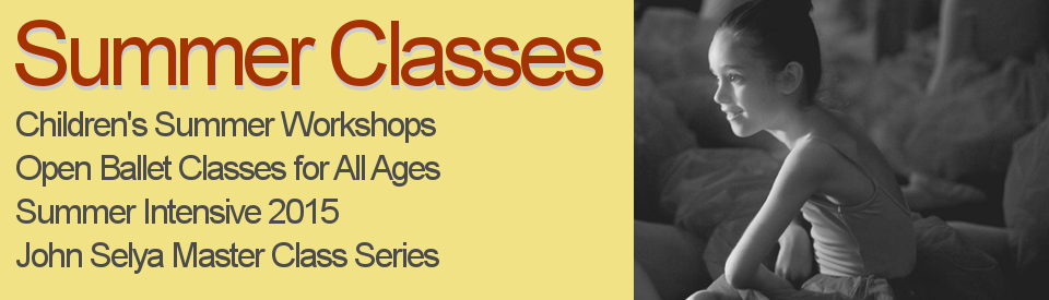 Ballet Conservatory of Asheville -- Summer Classes