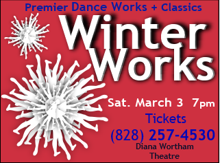 Ballet Conservatory Of Asheville Winter Works